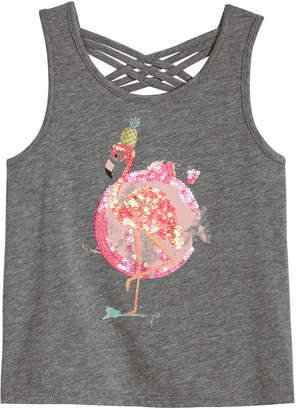 Epic Threads Toddler Girls Strappy-Back Tank Top, Created for Macy's