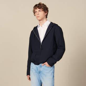 Sandro Hooded Jacket