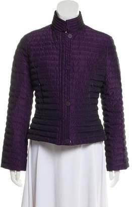 Armani Collezioni Quilted Lightweight Jacket
