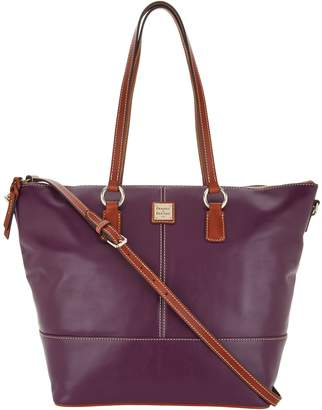 Dooney & Bourke Leather Becky Tote
