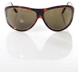 Tom Ford Tom Ford Brown Tortoise Shell Avaitor Angus Sunglasses