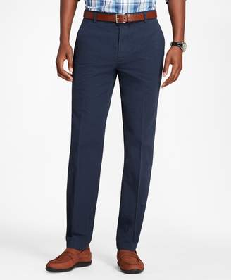 Brooks Brothers Milano Fit Seersucker Pants