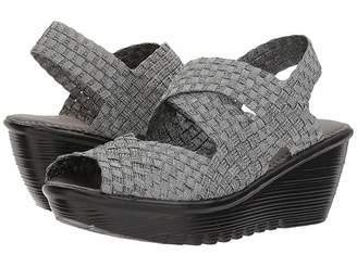 Bernie Mev. Jessica Women's Wedge Shoes