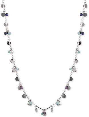 lonna & lilly Long Beaded Strand Necklace