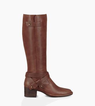 UGG Leather Bandara Tall Boot