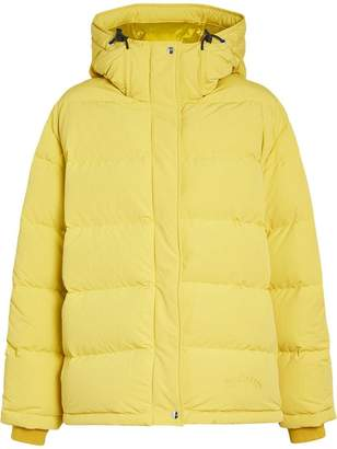Burberry Archive Logo Down-filled Hooded Puffer Jacket