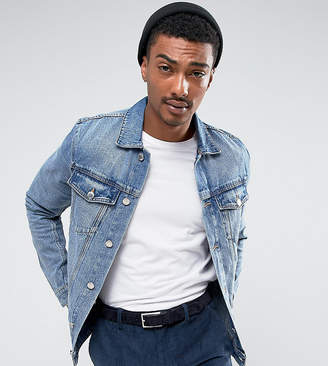 Cheap Monday Staple Denim Jacket 90s Blue