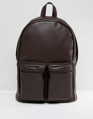 French Connection Backpack In Brown