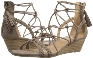 Report - Minnie Women's Wedge Shoes $59 thestylecure.com