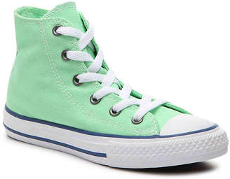 Converse Chuck Taylor All Star Seasonal Toddler & Youth High-Top Sneaker - Girl's