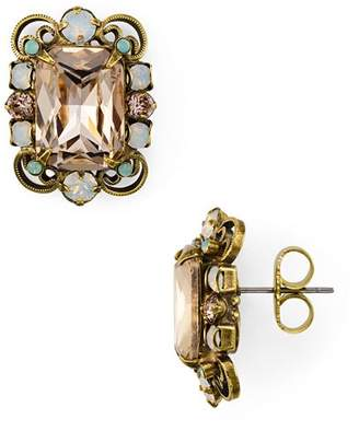Sorrelli Cluster Stud Earrings