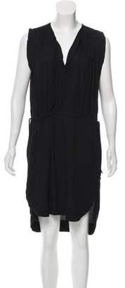 Etoile Isabel Marant Sleeveless Knee-Length Dress