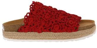 Town Flat Sandals Shoes Women