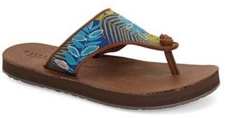 Women's Acorn 'Artwalk' Flip Flop $54.95 thestylecure.com