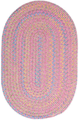 Colonial Mills Allie Reversible Braided Oval Rug