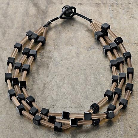 Gump's Chiaroscuro Necklace