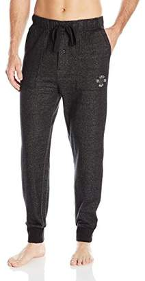 Lucky Brand Men's Jogger Pant Look Brushed Back-French Terry