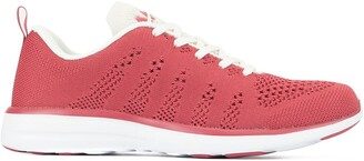Athletic Propulsion Labs TechLoom Pro two-tone sneakers