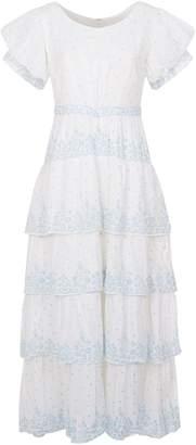 LoveShackFancy Love Shack Fancy Martine Tiered Maxi Dress