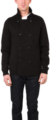 Vince Wool Peacoat Sweater