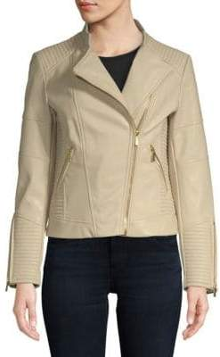 Calvin Klein Classic Moto Jacket