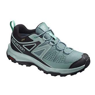Salomon Women's X RADIANT GTX W, Hiking and Multisport Shoes, Waterproof
