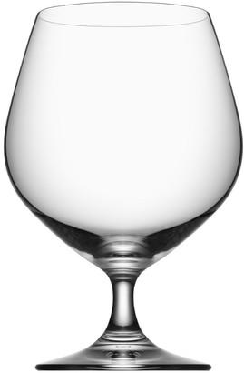 Orrefors Set Of 4 16.5Oz Cognac Glass Set