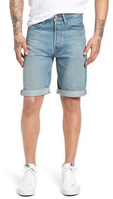 Calvin Klein Jeans Straight Denim Shorts