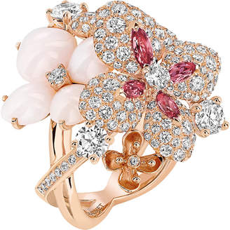 Chaumet Hortensia 18ct rose-gold