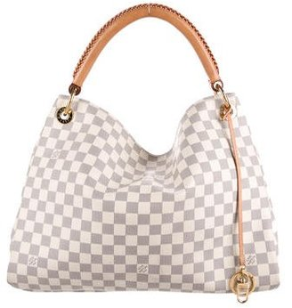Pre Owned At Therealreal Louis Vuitton Damier Azur Artsy Mm