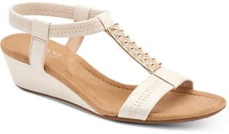 bc87f035586a Alfani Women Step  N Flex Viennaa Wedge Sandals
