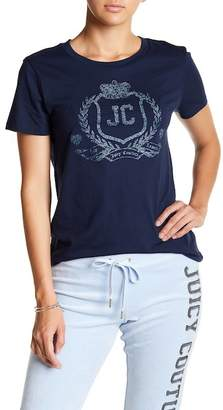 Juicy Couture Royal Crest Tee $19.97 thestylecure.com