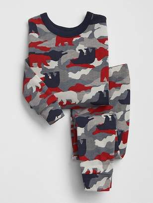 Gap Bear Camo PJ Set