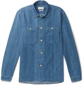 Oliver Spencer Eltham Denim Shirt
