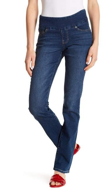 JAG Jeans Penny Straight Leg Pull-On Jeans