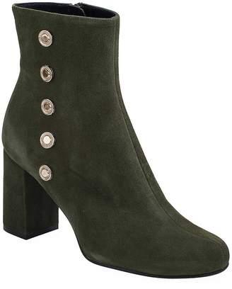 Heine Button Ankle Boots