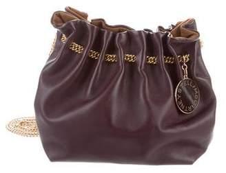 Stella McCartney Grain Leather Crossbody Bag