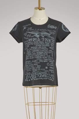 Givenchy Tour Date vintage T-shirt
