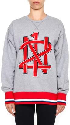 N°21 N.21 Monogram Sweatshirt