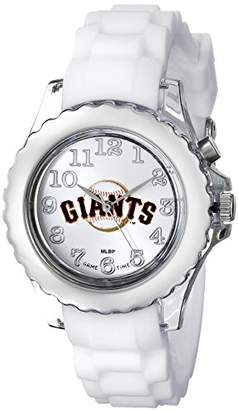 "Game Time Youth MLB-FLW-SF ""Flash White"" Watch -"