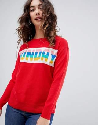 Brave Soul funday sweater
