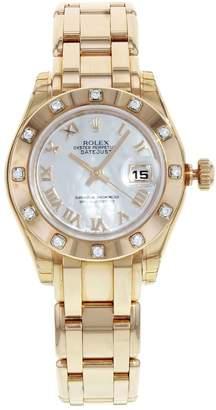 Rolex Vintage Pink Pink gold Watches