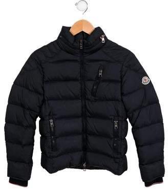 Moncler Boys' Puffer Jacket