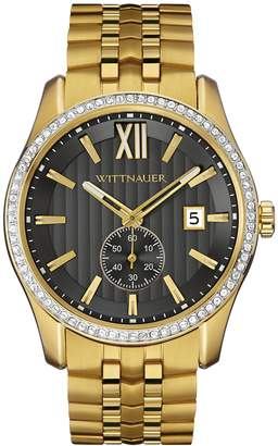 Wittnauer Men's Crystal Stainless Steel Watch - WN3032