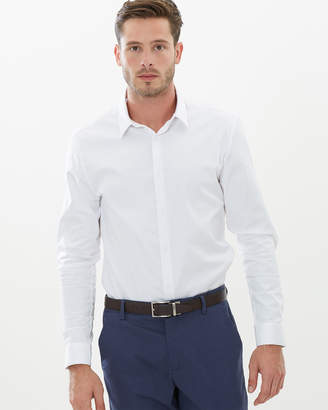 yd. Berners Skinny Dress Shirt