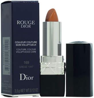 Christian Dior Rouge .12Oz Grege 1947 Couture Colour Voluptuous Care