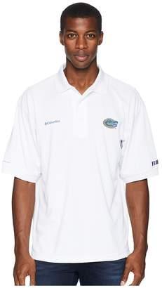 Columbia Collegiate Perfect Casttm Polo Top Men's Short Sleeve Pullover