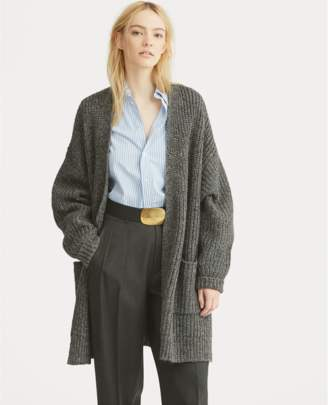 Polo Ralph Lauren Donegal Wool-Cashmere Cardigan