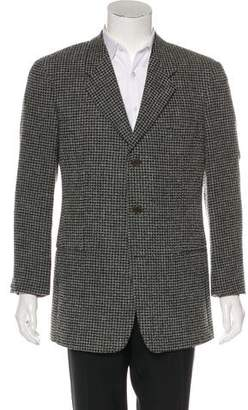 Giorgio Armani Tweed Wool Sport Coat