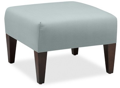 Williams-Sonoma Fairfax Square Ottoman, 26""